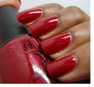 *OPI Nail Polish RARE Discontinued Colors - VHTF Favorites