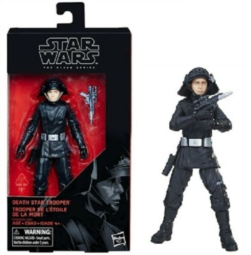 """HASBRO STAR WARS THE BLACK SERIES 6"""" INCH ACTION FIGURE 2018 WAVE 2 SET OF 6"""