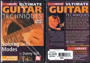 Guitar lick library