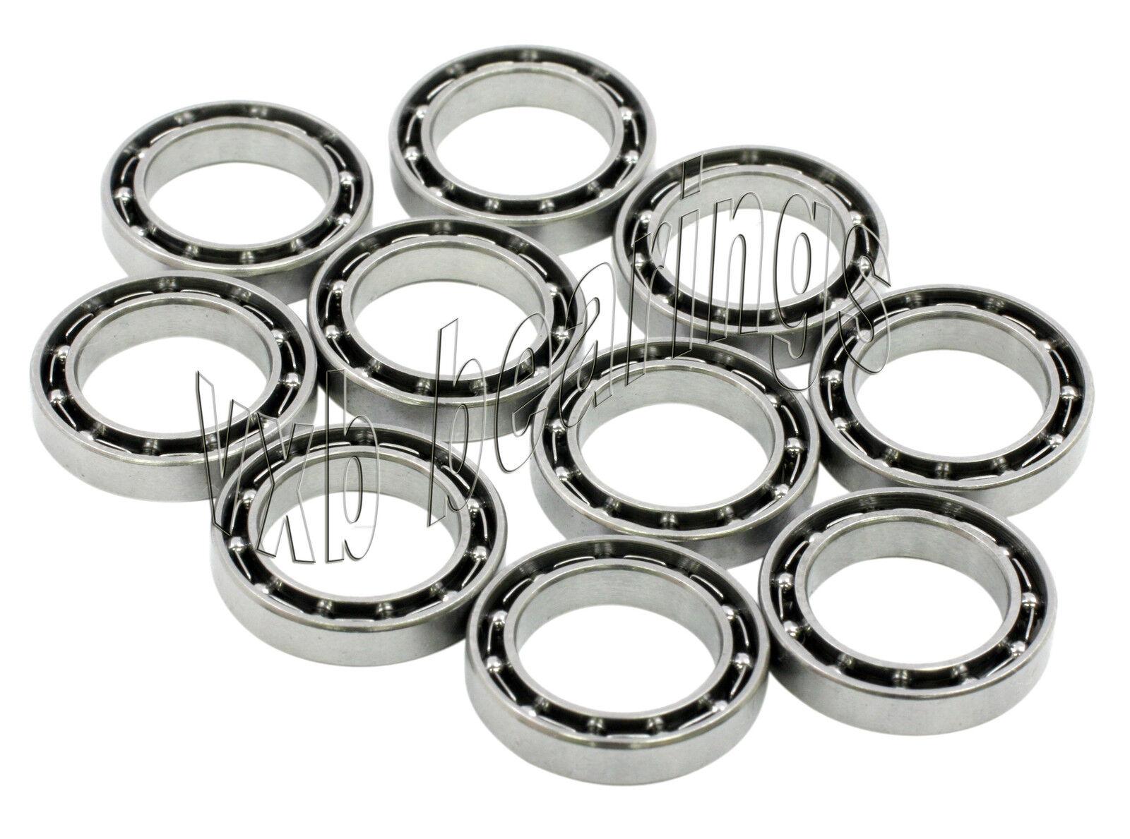 10 Ball Bearings 2x5x2 mm Stainless Steel 2x5 Bearing