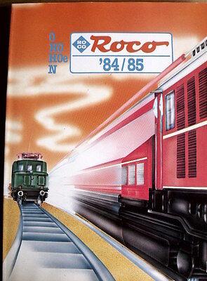 Catalogo ROCO 1980-81 scala 0 Tr.11 ITA N H0
