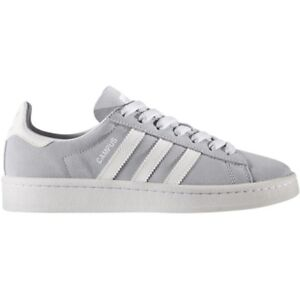 Details about ADIDAS ORIGINALS CAMPUS TRAINERS GREY COLOUR UK SIZES 3 TO 5.5