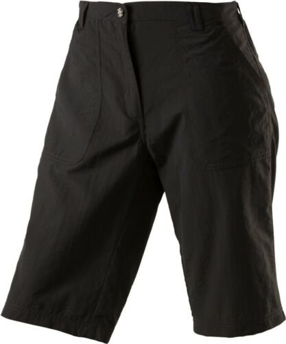 McKinley Damen Trekking Bermuda Peppino Shorts 286206-46  grau Größe 38+46  NEU!