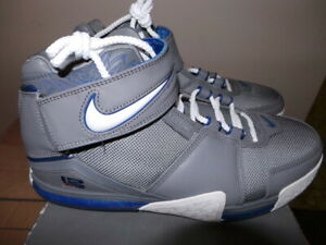 new product d0913 e9e10 Image is loading Nike-Air-Zoom-LeBron-II-2-Two-Generation-