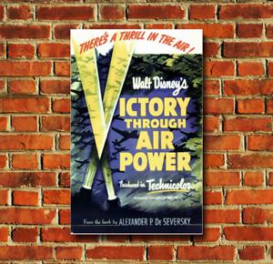 0140 Disney/'s Victory Through Air Power
