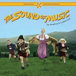 Sound-Of-Music-Original-Soundtrack-New-CD-Spain-Import