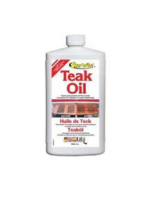 Star brite Teak Öl 81616 500ml Holzschutz mit UV-Filter