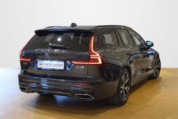 Volvo V60 2,0 D4 190 R-Design aut. AWD - billede 2