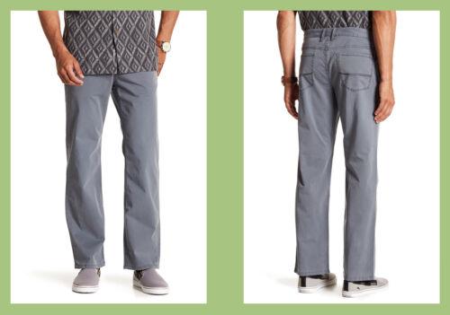 Authentic Pantaloni Tommy Uomo chino Montana ~ stile Nwt Fit Jean 100 Bahama wR0fxUqgFR