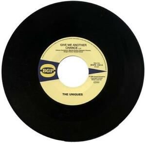 THE-UNIQUES-Give-Me-Another-Chance-ETERNAL-FLAMES-Hi-Off-NEW-FUNK-SOUL-45-BGP