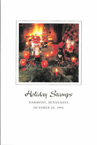 #2872-74 FD Program 29c Christmas 1994 Stamps