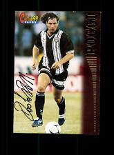Paolo Poggi Udinese Calcio Sammelcard Original Signiert+ A 156985
