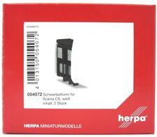 1//87 Herpa Schwerlastturm für Scania CR//CS 054072