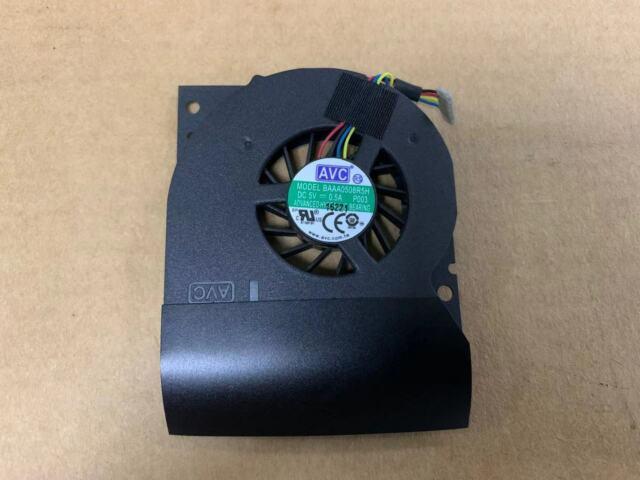 AVC Ultra Thin 5V DC 55mm Laptop Blower Fan - BAAA0508R5H - AFN160815A - 4 Pin