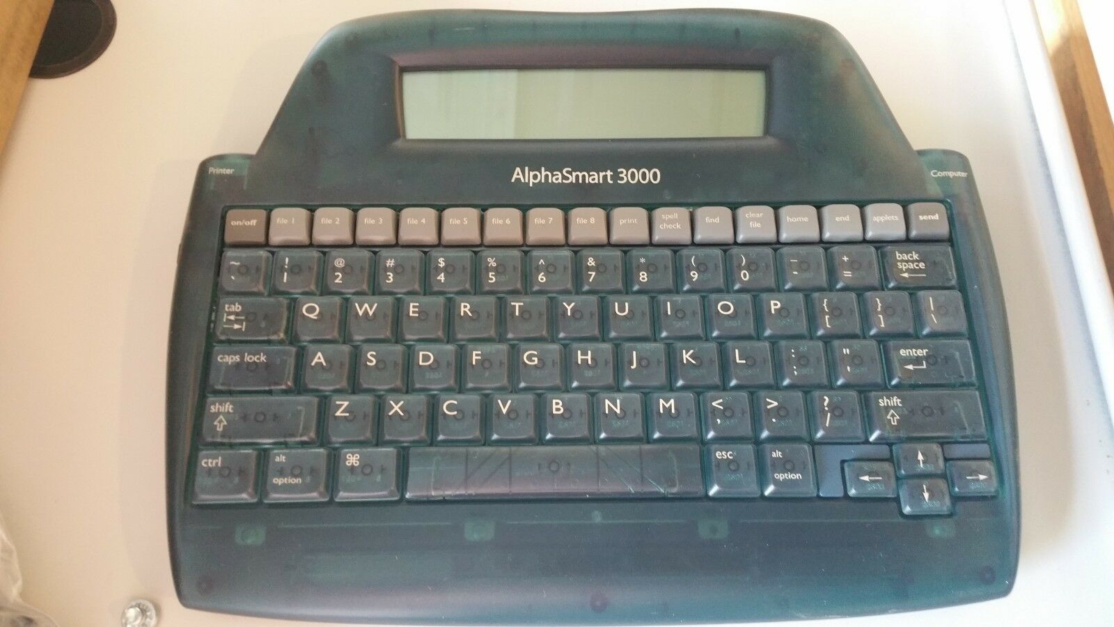 Alphasmart 3000 (Lot of 18)