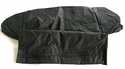 "KOOD PRO CHANGING BAG 16""x17"" NYLON DOUBLE LAYER ZIP FILM CHANGING 40 x 42.5CM"
