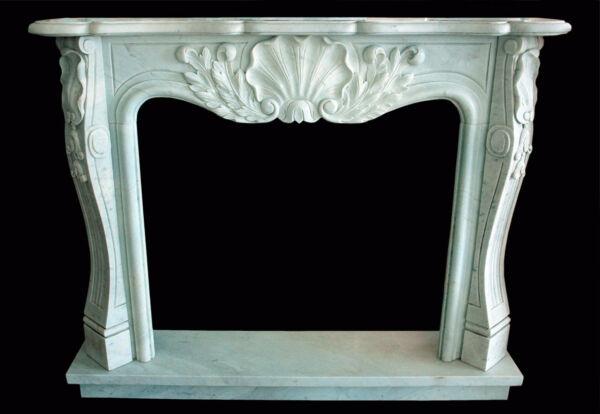 Bello Caminetto Marmo Bianco Cornice Camino Classic Home Design White Marble Fireplace Piacevole Al Palato