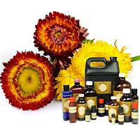 32 Oz Helichrysum Pure Essential Oil Glass Bottle