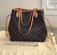 Louis Vuitton Neverfull mm Monogram Handbag