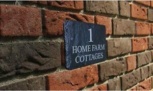 Personalised-Natural-Slate-House-Name-Door-Gate-Number-Sign-Plaque-180mm-x-120mm