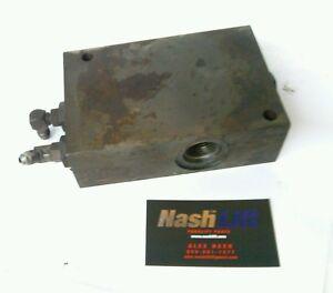 500220501-Uses-Yale-Forklift-Hydraulic-Valve-500220501u-606-1004-002-6061004002
