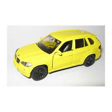 Siku 1432 BMW X5 Modell NEUE Farbe: gelb (Blister) NEU!  °