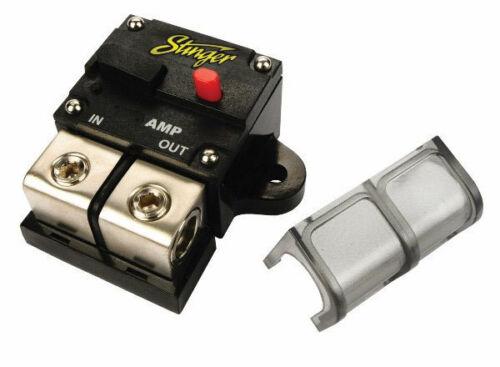 Stinger High Current 250 Amp 0 or 4 Gauge AWG Circuit Breaker 12 Volt 2018 Model