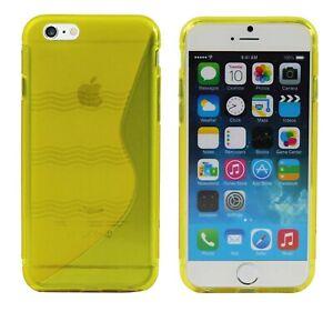 LUXBURG-Custodia-in-Silicone-TPU-S-Line-Per-Apple-iPhone-6-6s-Grigio