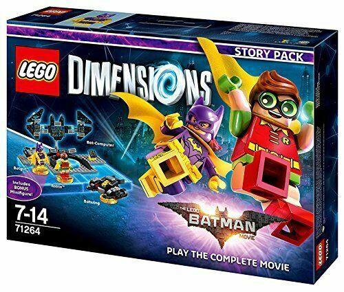LEGO Dimensions Batman Movie Story Pack 71264 and | Compra online en eBay