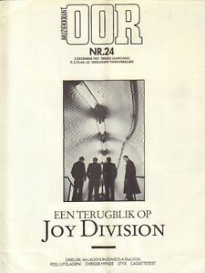 MAGAZINE-OOR-1981-nr-24-JOY-DIVISION-COVER-PUNK-IN-ROTTERDAM-STYX