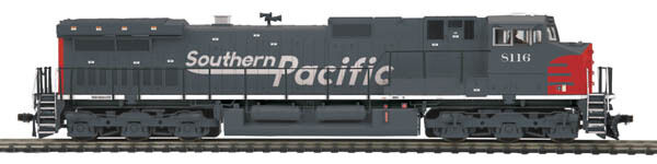 HO MTH Southern Pacific Dash-9 Diesel for 2 Rail DCC Ready 80-2306-0