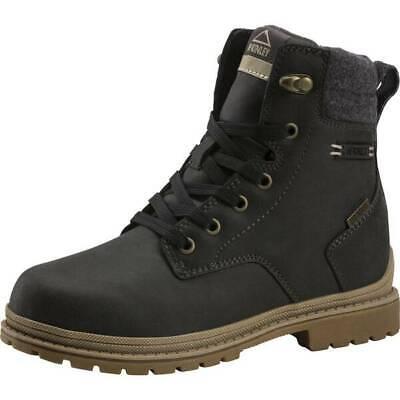 McKINLEY Kinder Winter Outdoor Schuhe Boots Stiefel Luca Nubuk Leder AQX 282191