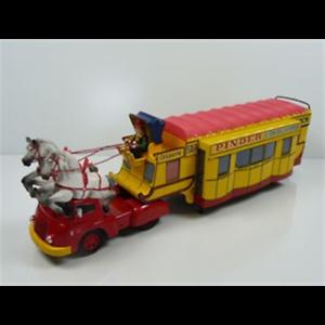 Mag LK05 6 direkt Colección, Bar-Tortita, circo Pinder, escala 1 43, Reino Unido Stock
