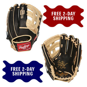 "RAWLINGS 12.25"" HEART OF THE HIDE R2G SERIES OUTFIELD BASEBALL GLOVE PRO H-WEB"