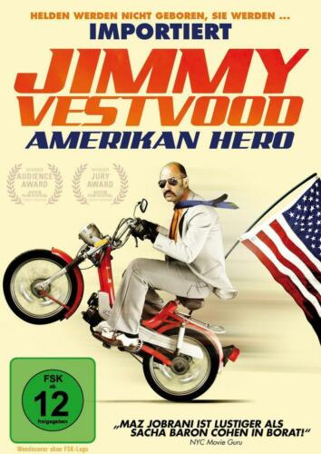1 von 1 - Jimmy Vestvood - Amerikan Hero (2016)