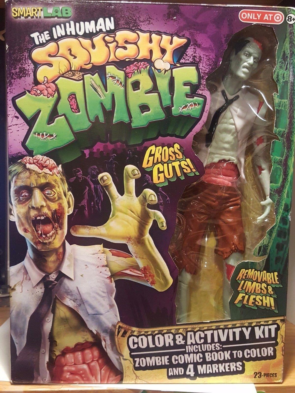 SmartLab Inhuman Squishy Zombie Science Behind Diseases STEM Designed