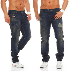 e3dff701 Details about Diesel Jeans Krayver Men's Regular Slim Carrot Trousers DNA  Mutation Collection