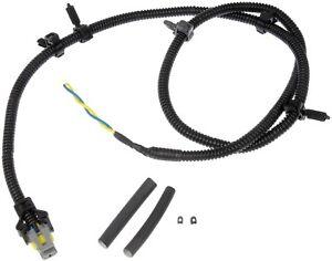 For Pontiac Grand Prix ABS Wheel Speed Sensor Wire Harness Dorman 76856TR