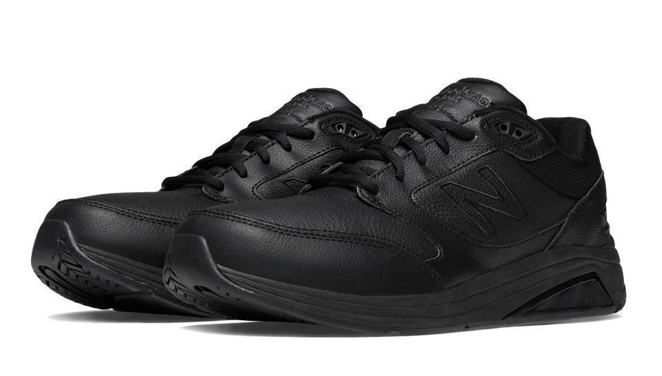 a6e2b39a35c5a New Balance Men s Walking Black Leather Shoes MW928BK2 MW928BK2 MW928BK2  928v2 MW928 8.5D dc501f