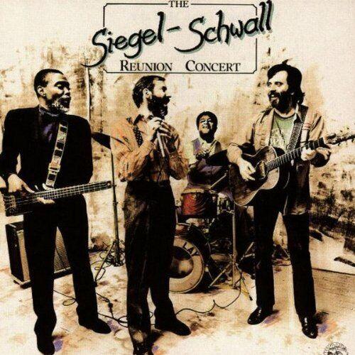 Siegel Schwall Band - The Siegel-Schwall Reunion Concert [CD]