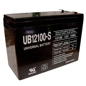 UPG-BATTERY-HGL10-12-FULLRIVER-12V-10AH-20HR-REPLACEMENT