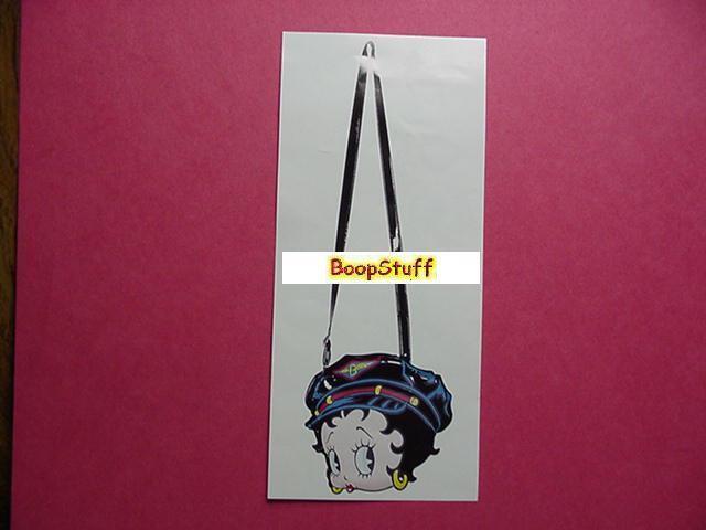 RETIRED ITEM BETTY BOOP KEY CHAIN BALL CAP DESIGN # 1