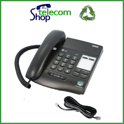 LG LKD-2NS Digital Telephone in Black