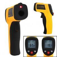 Digital Non No Touch Thermometer Infared Ir Laser Temperature Reader Gun Tool