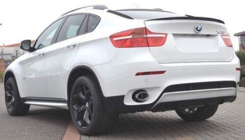 For BMW e71 e72 x6 Rear Spoiler Spoiler Lip Trunk Spoiler Rear Spoiler Lip