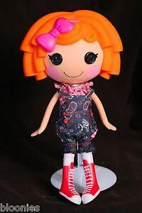 Lalaloopsy Sunny Side Up Full Size Doll Orange Hair Overalls Ebay