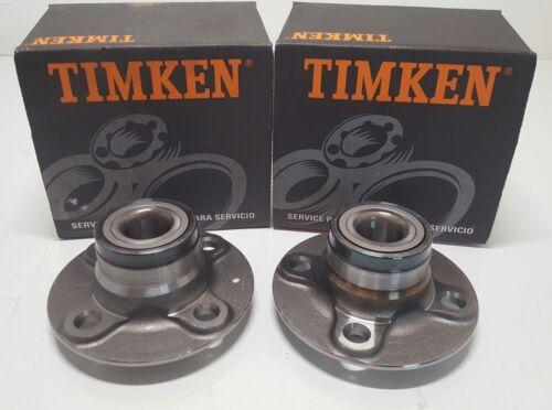 2 New Timken Rear Wheel Hub Bearing Fits 91-99 Nissan Sentra 200SX FWD 512025