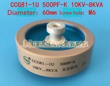 Ccg81 1u 500pf K 10kv 8kva For High Frequency Voltage Ceramic Capacitor M6
