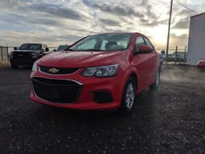 2018 Chevrolet Sonic YEAR END CLEARANCE | REMOTE START | WIFI