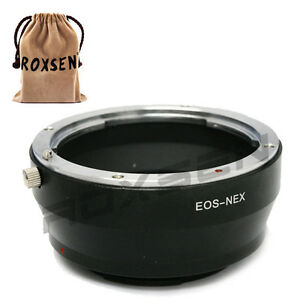 Canon-EOS-EF-EF-S-lens-to-Sony-E-mount-NEX-adapter-NEX-5T-7-A6000-A7S-A7R-II-A7